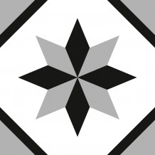 Piastrelline autoadesive Square Rosone