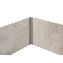 Profilo di finitura - angolo interno - esterno