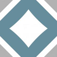 Piastrellina autoadesiva Square Karro