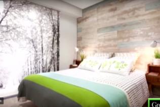 Una nuova stanza ambiente natura !