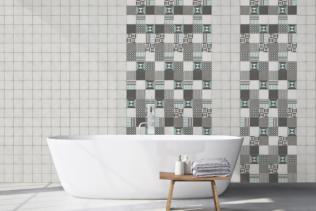 Il rivestimento murale bagno